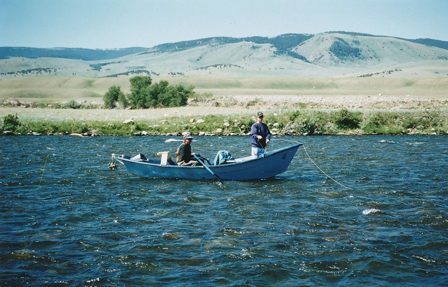 Madison River | Randy Brown's Madison Fisher